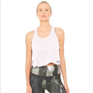 ALO yoga Step Tank